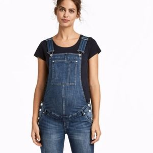 H&M maternity overalls size 10.